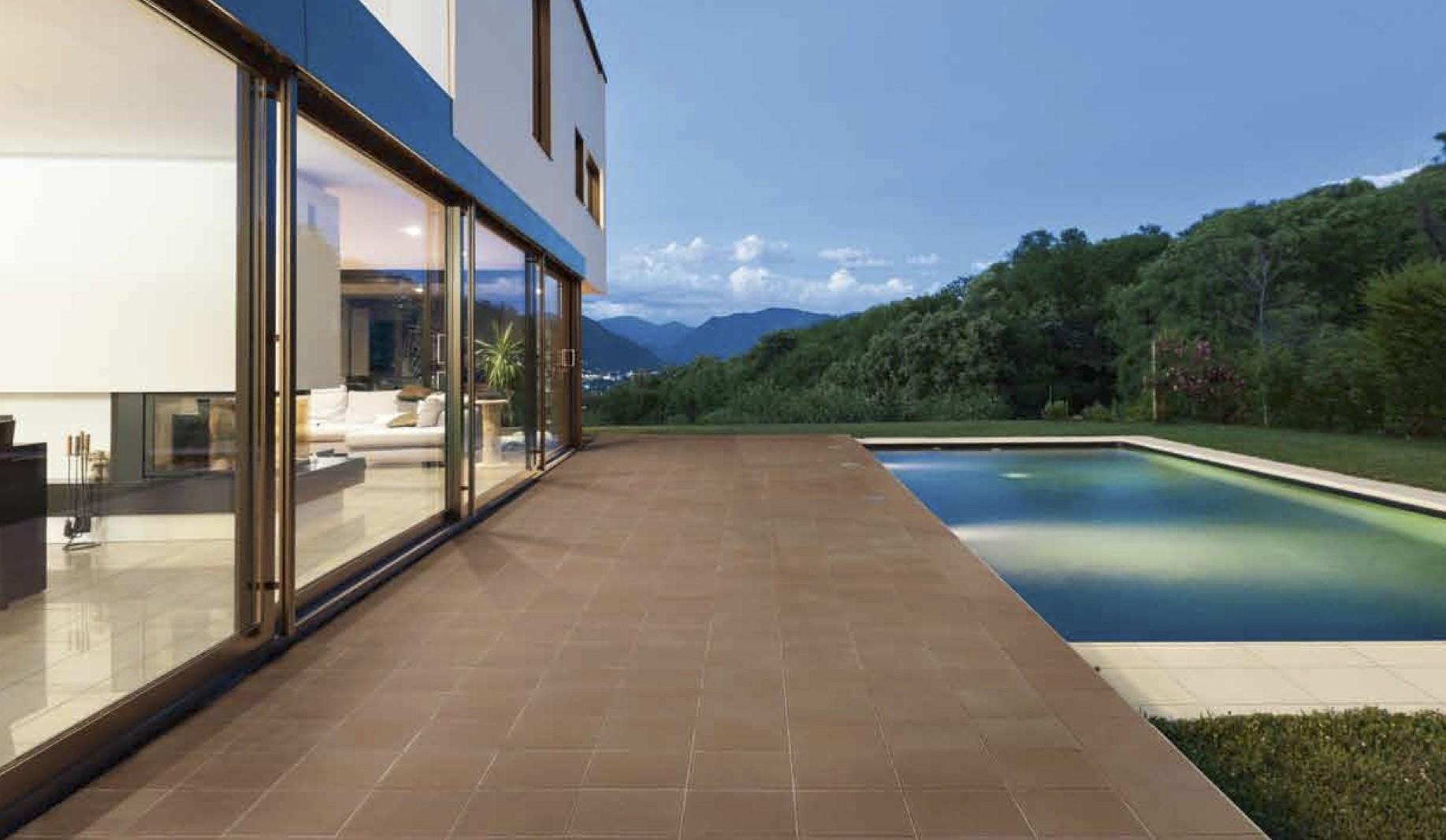 Pavimentos cer micos para exteriores decoyba ba os cocinas - Pavimentos para terrazas ...