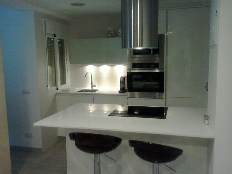 Pasos para dise ar decoyba ba os cocinas for Cocina 4 metros