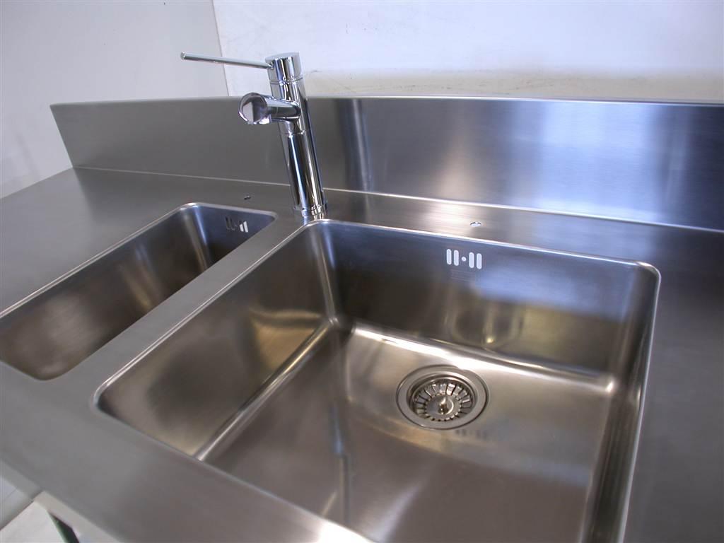 La encimera perfecta para tu cocina decoyba ba os cocinas - Encimeras de acero ...